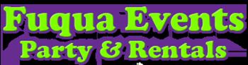 Fuqua Events & Rentals Logo