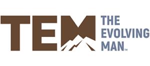 The Evolving Man Logo