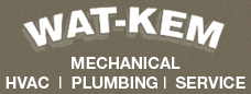 Wat-Kem Mechanical Logo