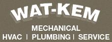 Wat-Kem Mechanical Logo