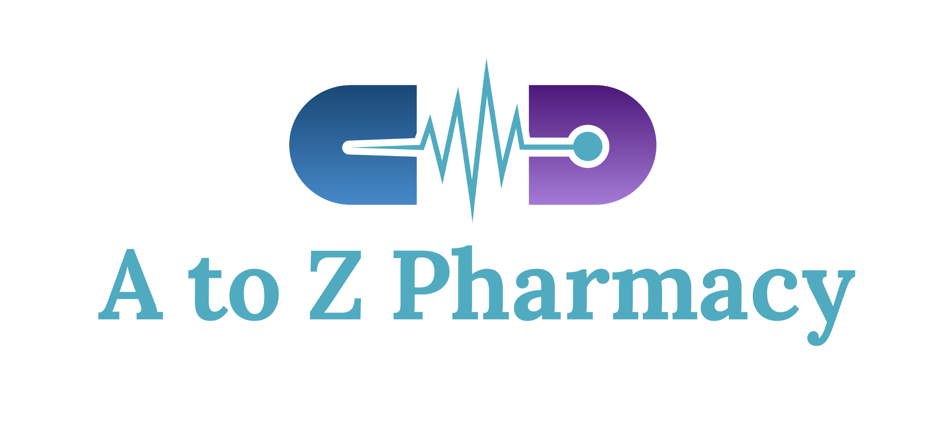 A to Z Pharmacy Logo