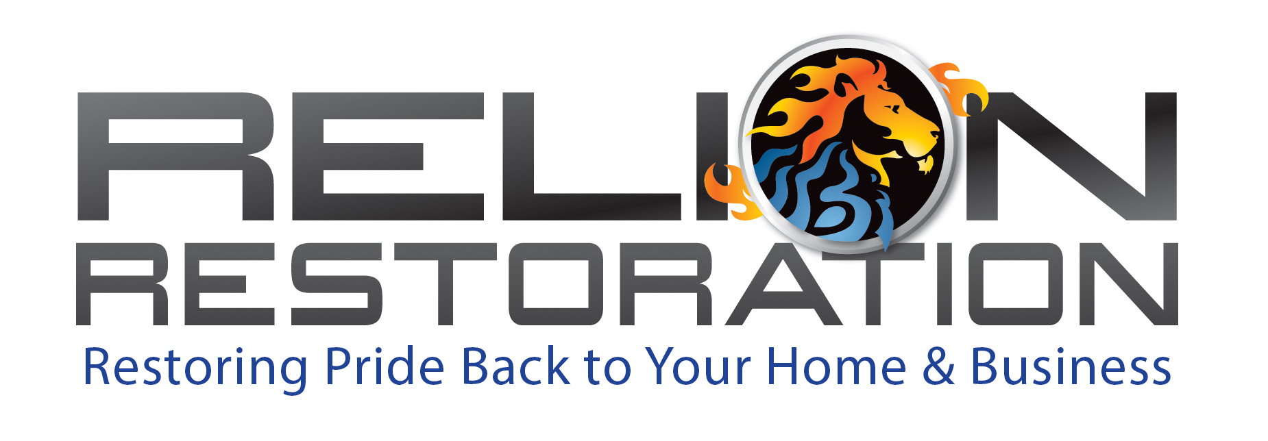 Relion Fire & Water Restoration Denver Logo