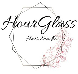 HourGlass Hair Studio Logo