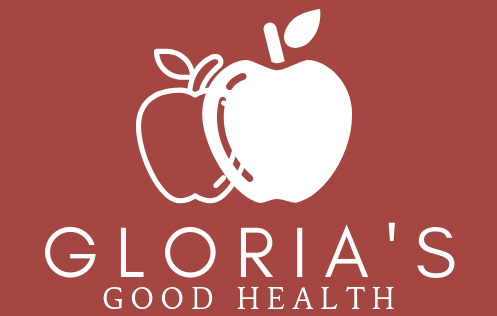 Gloria's Good Health Logo
