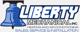 Liberty Mechanical, Inc. Logo