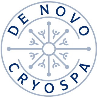 Denovo Cryo & Wellness Logo
