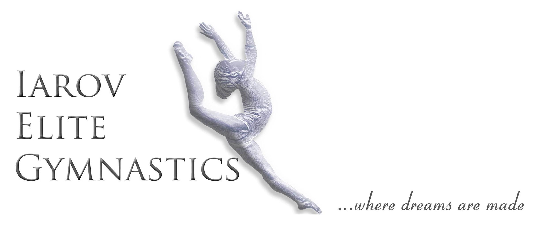 Iarov Elite Gymnastics Logo