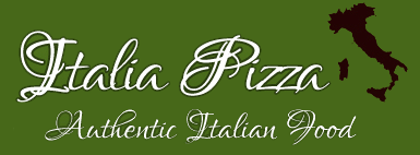 Italia Pizza Logo