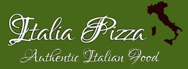 Italia Pizza Logo