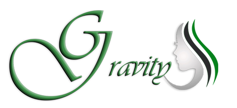 Gravity Cut & Color Logo