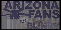 Arizona Fans & Blinds Logo