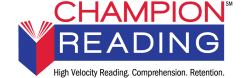 Champion Reading of Woodlands/Magnolia Logo