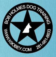K9 Obey Dog Training by Bob Holmes Logo