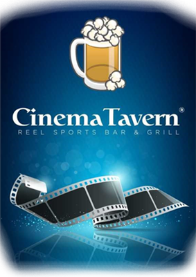 Cinema Tavern Sports Bar & Grill Logo