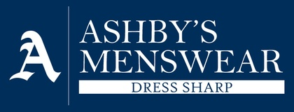 Ashby's Menswear Logo