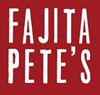Fajita Pete's - Garden Oaks Logo
