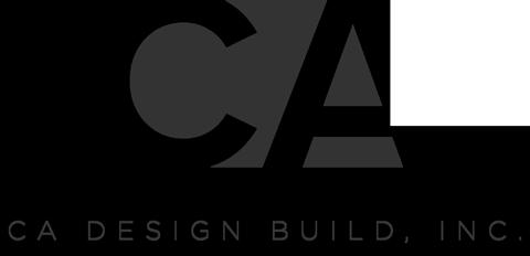 CA Design Build Logo