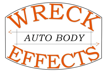 Wreck Effects Auto Body Logo