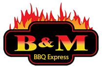 B & M Express Logo
