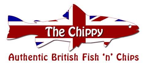 The Chippy - Authentic British Fish 'n' Chips Logo