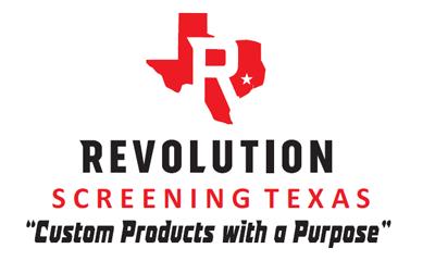 Revolution Ink and Threads Logo