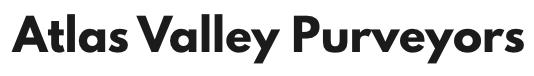 Atlas Valley Purveyors Logo
