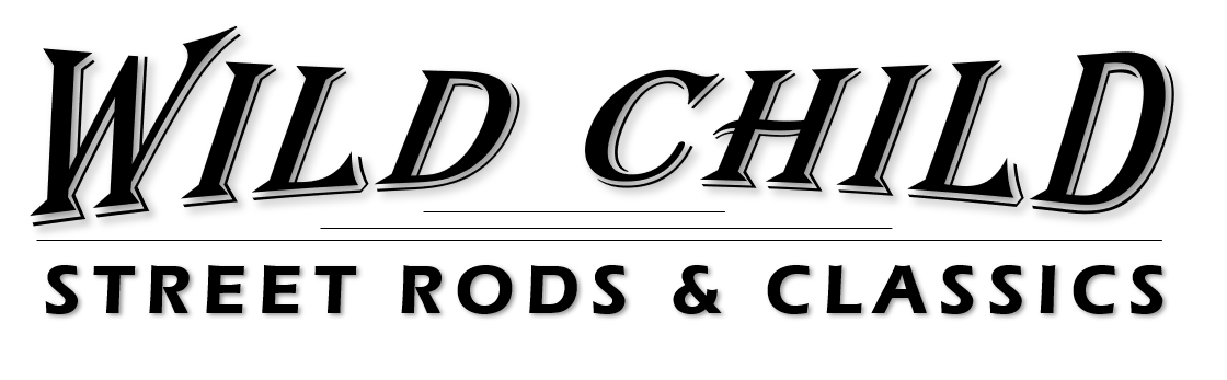 Wild Child Street Rods and Classics Logo