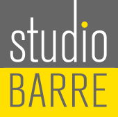 Studio Barre Bird Rock Logo