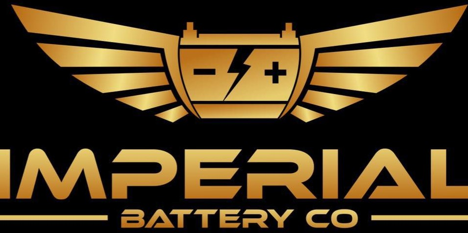 Imperial Battery Co. Logo