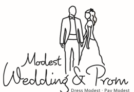 Modest Wedding & Prom Logo