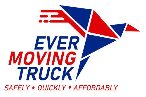 Ever Moving Truck Logo