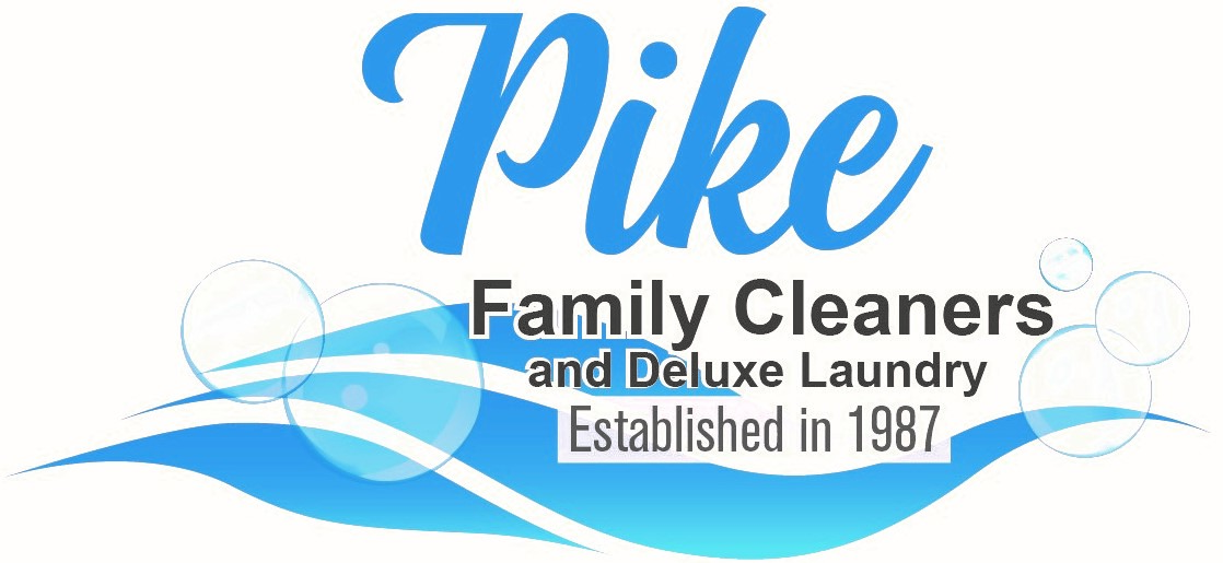 Pike Family Cleaners Logo