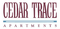 Cedar Trace Apartments At Polaris Logo