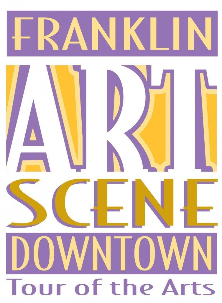 Franklin Art Scene Logo