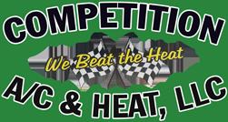 Competition A/C & Heat LLC Logo
