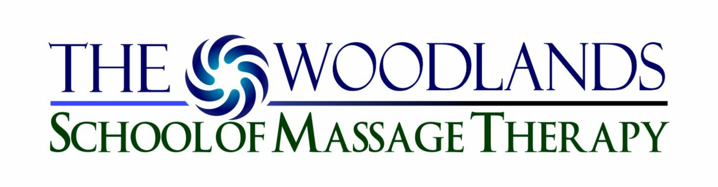 The Woodlands School of Massage Therapy Logo