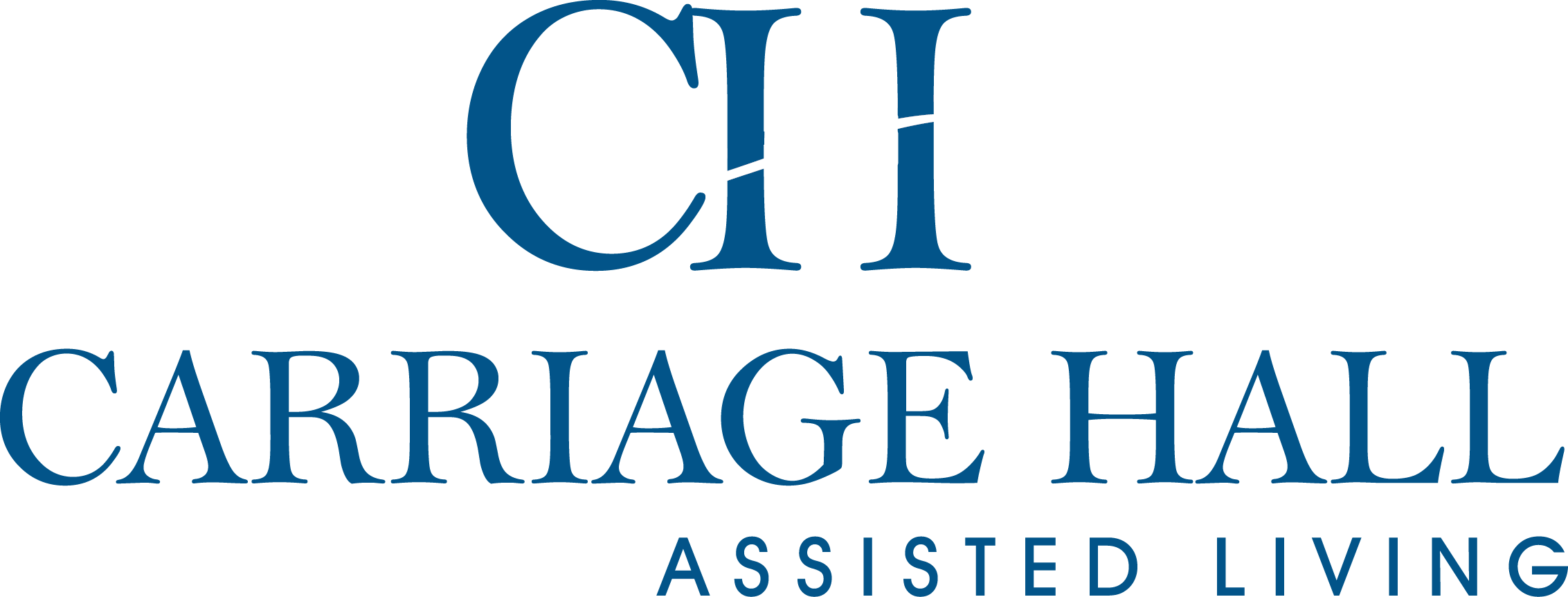 Carriage Hall Assisted Living Logo