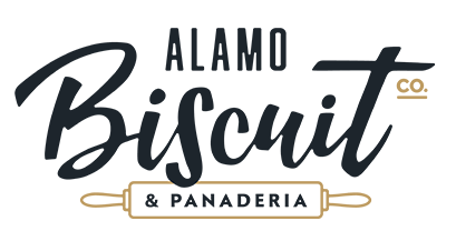 Alamo Biscuit Company & Panaderia Logo