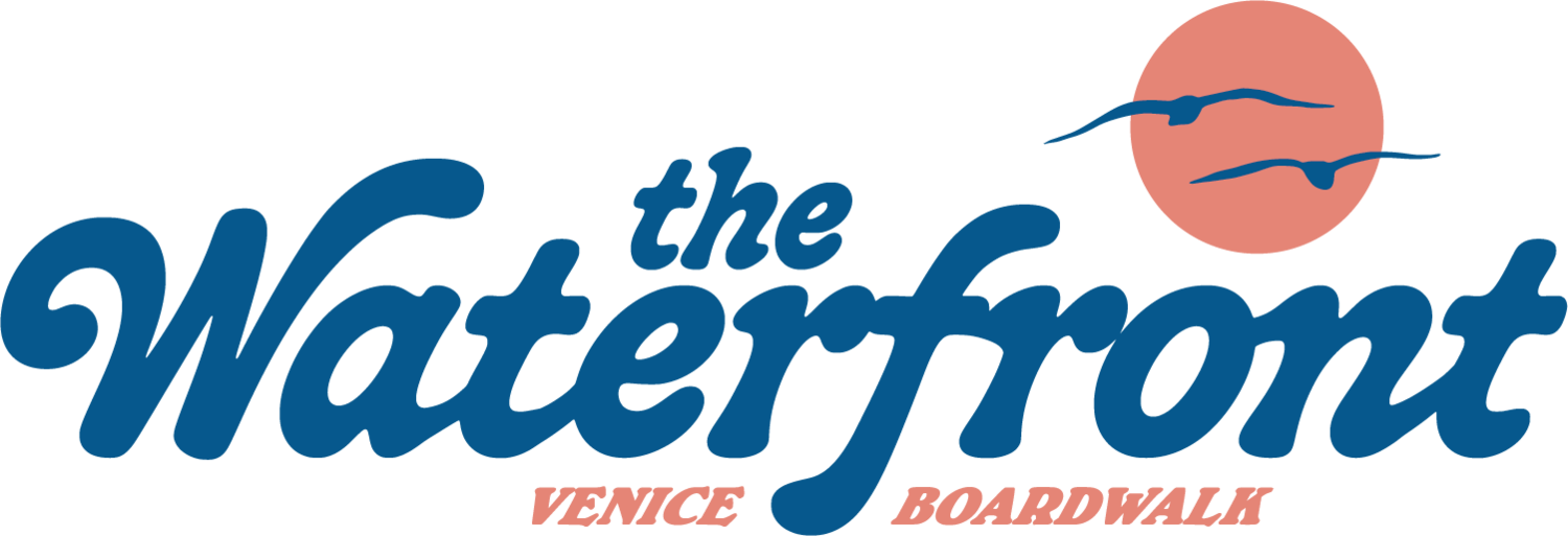 The Waterfront Venice Logo