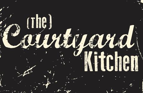 The Courtyard Kitchen Logo