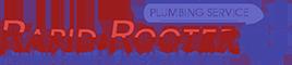 Rapid Rooter Plumbing Service Logo