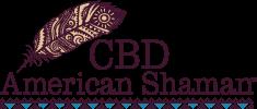 CBD American Shaman - Argyle Logo