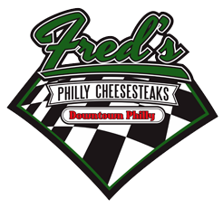 Fred's Downtown Philly Cheesesteaks Logo