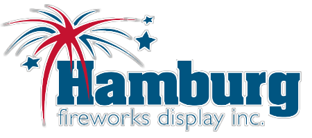 Hamburg Fireworks Display Inc Logo