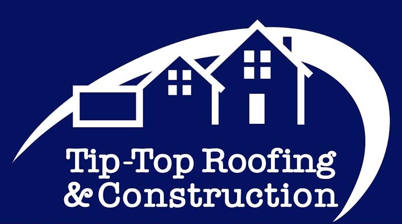 Tip-Top Roofing & Construction Logo