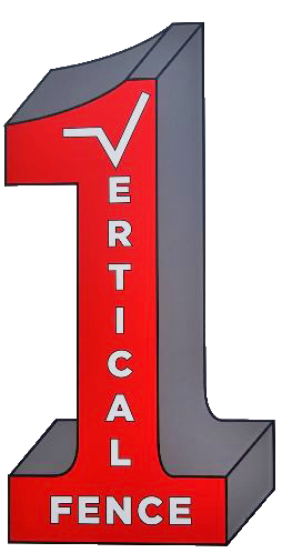 Vertical One Fence LLC Logo