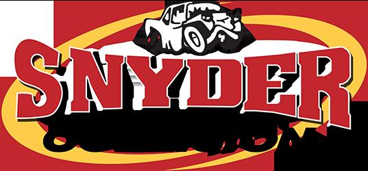 Snyder Collision Logo