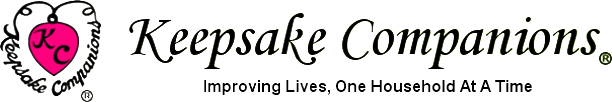 Keepsake Companions Logo