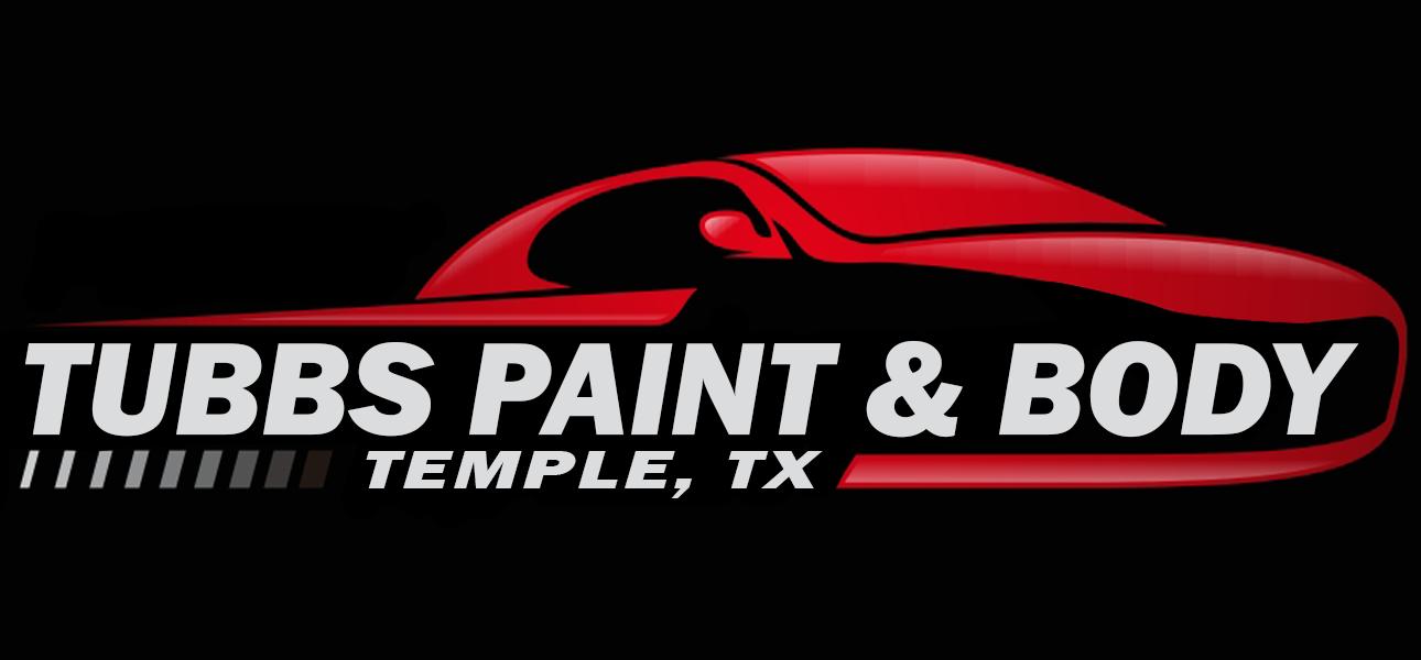 Tubbs Paint & Body Logo