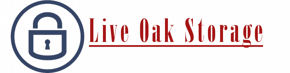 Live Oak Storage Logo